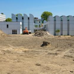 Bauhaus - Sede di Berlino nel 2019